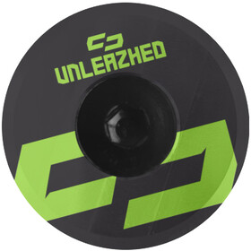 UNLEAZHED Unloose AL01 Aluminium Top Cap green